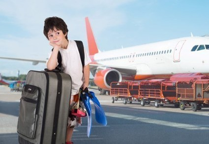 Recomendaciones para viajar al Extranjero con niños | Recull diari | Scoop.it
