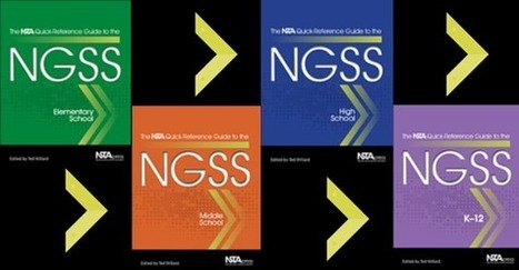 Planning Your Science Curriculum Using NSTA's Quick-Reference Guides to the NGSS | Educational technology , Erate, Broadband and Connectivity | Scoop.it