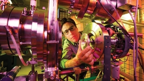Accelerator-powered carbon dating | Nuclear Physics | Scoop.it