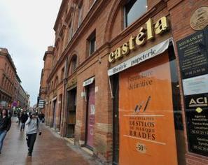 Ce soir, les adieux définitifs à la librairie Castéla - La Dépêche | BiblioLivre | Scoop.it