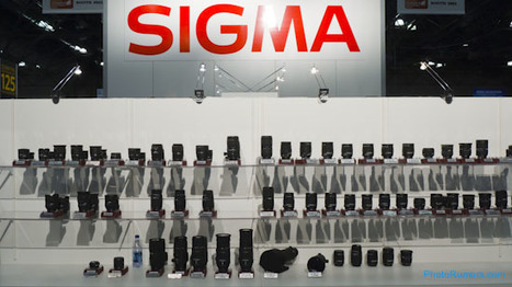 Rumor: Sigma to release fast prime lenses | Photography Gear News | Scoop.it