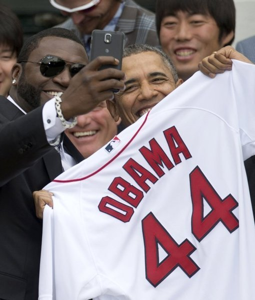 Obama selfie: White House objects to Samsung use