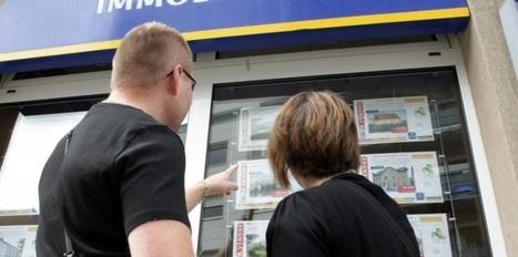 Légère hausse des taux de crédit immobilier en octobre | rachatcreditimmobilier | Scoop.it