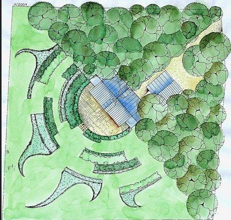 Apprendre a dessiner - Architecte paysagiste - | Apprendre a dessiner | Scoop.it