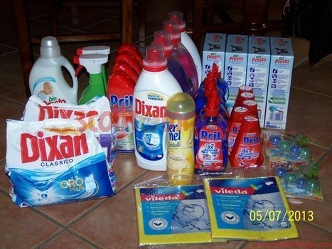 10 prodotti Vileda a 1 centesimo | scontOmaggio | food83 | Scoop.it