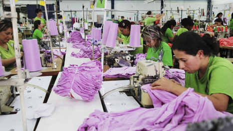 'Our Industry Follows Poverty': Success Threatens A T-Shirt Business | EGHS Geography | Scoop.it