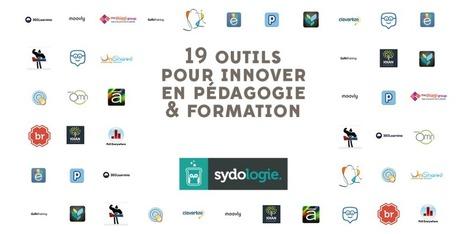 19 outils pour innover en pédagogie et formation | apprenants et numérique | Scoop.it