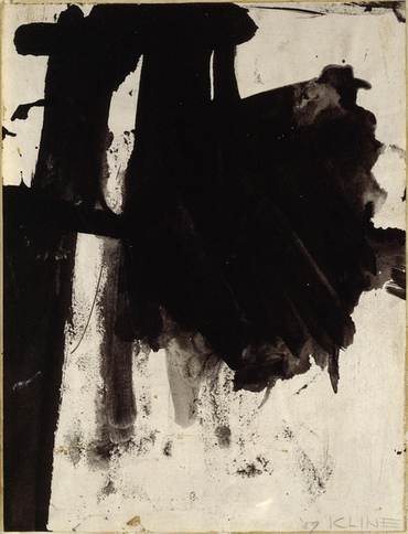 Franz Kline: The Forgotten Abstract Expressionist? - Huffington Post | Abstract Art | Scoop.it