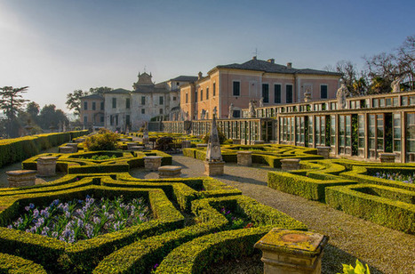 Villa Buonaccorsi, and the Garden of Eden in Potenza Picena in Le Marche | Le Marche another Italy | Scoop.it