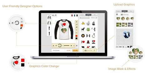 Interactive T-Shirt Designer Software Requirements | Product Designer Tool | Scoop.it