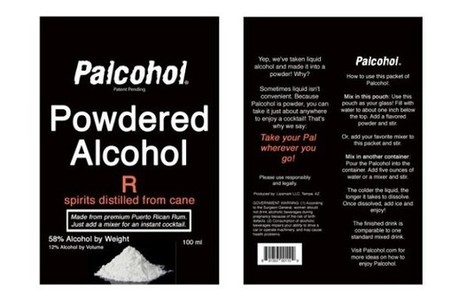 Party to Go: Powdered Alcohol Approved by U.S. Government - Complex.com | Gov and Law Taylor | Scoop.it