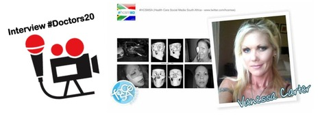 Vanessa Carter on facial difference and healthcare social media in South Africa #hcsmsa | Patient | Scoop.it