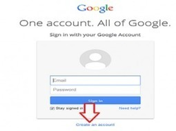 How To Create A Gmail Account (with Images) Beginners Guide | RupeePay | Scoop.it
