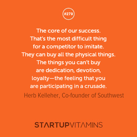 StartupVitamins: Quotes for Startups | Competitive Edge | Scoop.it