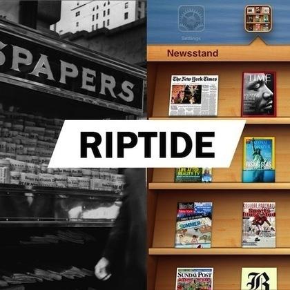 Home - Riptide | Storytelling in the Digital Age | Scoop.it