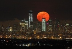 Attention Science Lovers! Don't Miss The Supermoon - Edudemic | Library Media | Scoop.it