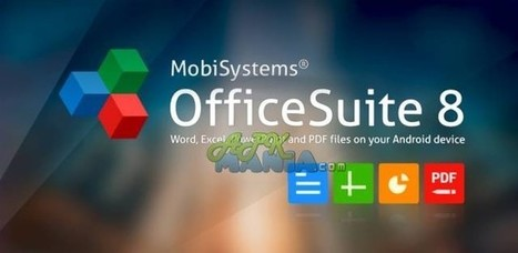 OfficeSuite 8 + PDF Converter Premium v8.2.3627   apkvietvn   Scoop.it