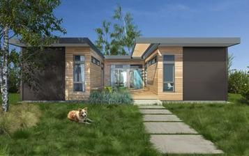 Lower-cost, zero-energy homes to help Brad Pitt's group | D_sign | Scoop.it