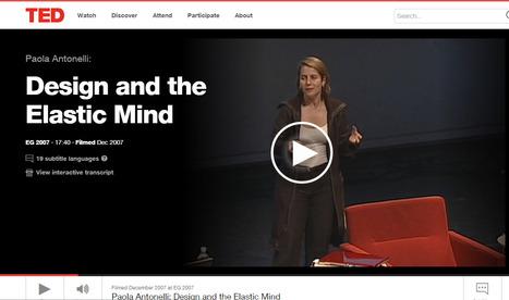 Design & the Elastic Mind | TED video | Innovation x Design - I&S Lab | Scoop.it