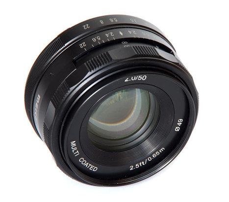 MEIKE 50mm f/2.0 Lens Review | Fujifilm X Series APS C sensor camera | Scoop.it