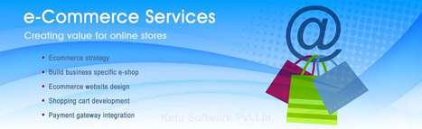 E-commerce Services | Custom IT Solutions - Ketusoftware | Scoop.it