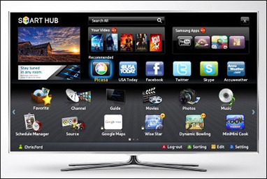 Developing Video Services for Samsung TV sets | Video Breakthroughs | Scoop.it