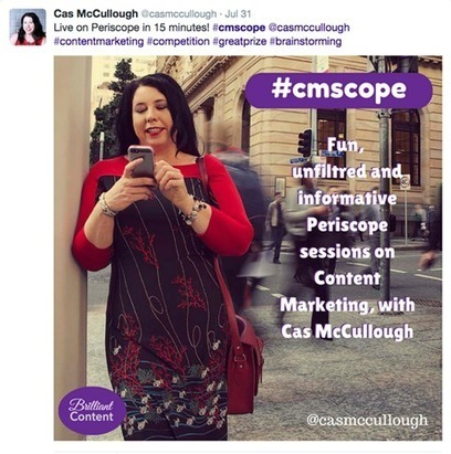 6 Ways to Use Periscope for Your Business | MarketingHits | Scoop.it