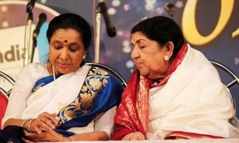 Asha Bhosle Receive Hridayanath Mangeshkar Award | Bollywood Celebrity News And Events | Scoop.it