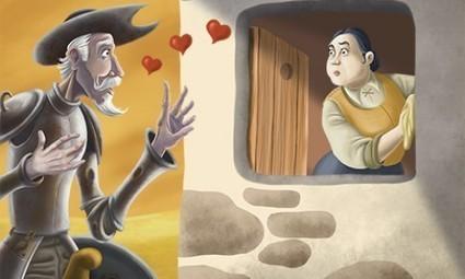 5 recursos para acercar Don Quijote a los alumnos.- | #TRIC para los de LETRAS | Scoop.it