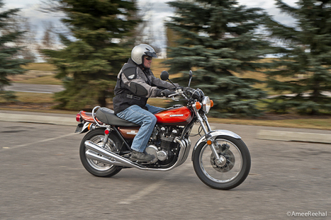 1973 KAWASAKI Z1 900   Vintage, Classic & Custom Motorbikes   Scoop.it