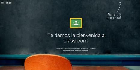 20 cosas que pueden hacer con Google Classroom | Educación 2015 | Scoop.it