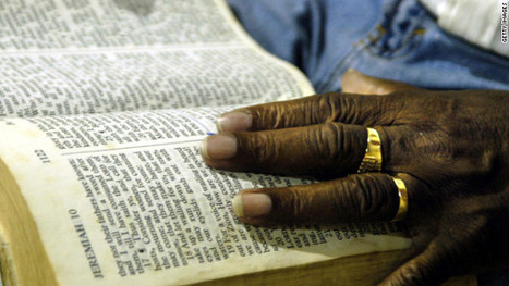 My Take: What the Bible really says about homosexuality | In Defense  Of Gay Marriage | Scoop.it