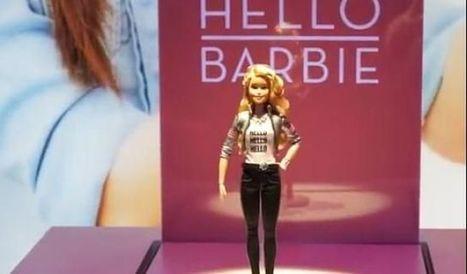 Polémique autour de «Barbie Stasi», la poupée qui peut espionner les enfants   Advertising trends   Scoop.it