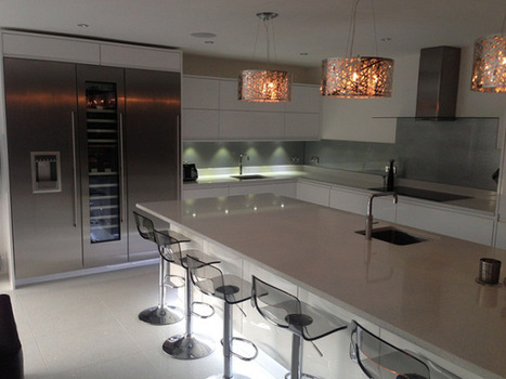 What Makes Quartz Worktops An Ideal Choice For Modern Kitchens? | Homes & Worktops | Scoop.it