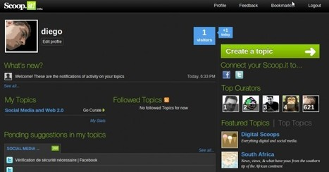 Scoop.it – Una nueva forma de compartir contenido en la web | Conociendo Scoop.it | Scoop.it