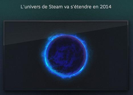 Valve et son teasing pour une présentation de la Steam Box ce lundi | Soho et e-House : Vie numérique familiale | Scoop.it