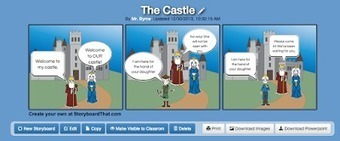 Free Technology for Teachers: Comics | Storytelling and Learning | Scoop.it
