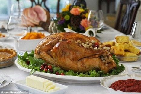 Why we always overdo Thanksgiving dinner | Kickin' Kickers | Scoop.it