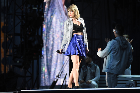 Apple And Taylor Swift Demonstrate Open Leadership In Action   Positive futures   Scoop.it
