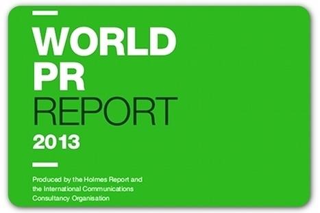 Worldwide PR leaders more pessimistic, study finds | Communication Advisory | Scoop.it