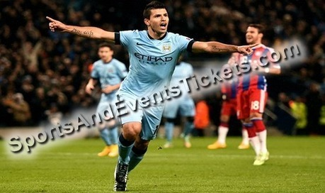 Sergio Aguero Secures First Champions League Win for Manchester City | Champions League Updates | Scoop.it