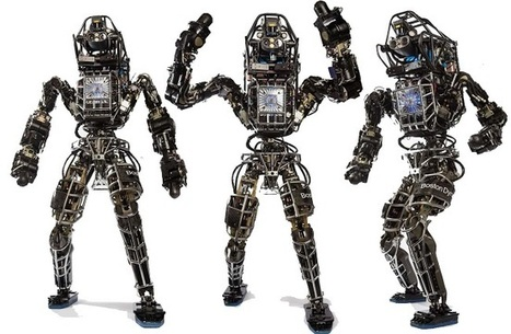 Atlas: Humanoid, Life-Saving Robot   Israel   Education Technology   Scoop.it
