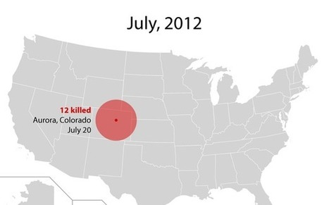 20th Mass Killing Incident  Since Obama Took Office, Mapped | Littlebytesnews Current Events | Scoop.it