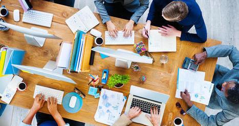 Le corpoworking, un état d'esprit à insuffler chez les grands groupes | Le Labo Social | Scoop.it