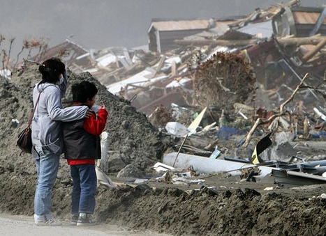 [commémoration] La triple catastrophe du Japon en images | Japon : séisme, tsunami & conséquences | Scoop.it