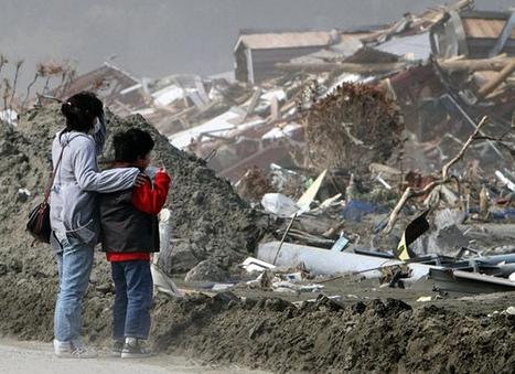[commémoration] La triple catastrophe du Japon en images | Japon : séisme, tsunami & conséquences | Scoop.it