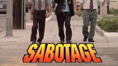 Sabotage! Beasties' iconic rap/rock video turns 20 - HLNtv.com | hip hop | Scoop.it