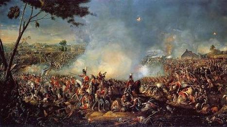 La batalla de Waterloo, entre la historia y el mito | Anaquel de libros, blogs y videos | Scoop.it