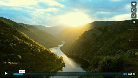 La Ribeira Sacra triunfa con su documental promocional | Galicia | Scoop.it