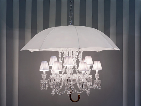 philippe starck: marie coquine chandelier for baccarat | Art, Design & Technology | Scoop.it